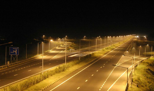 Vadodara-Ahmedabad Express Way