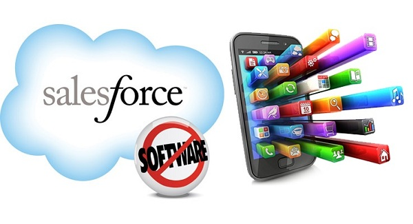 Salesforce Mobile Application