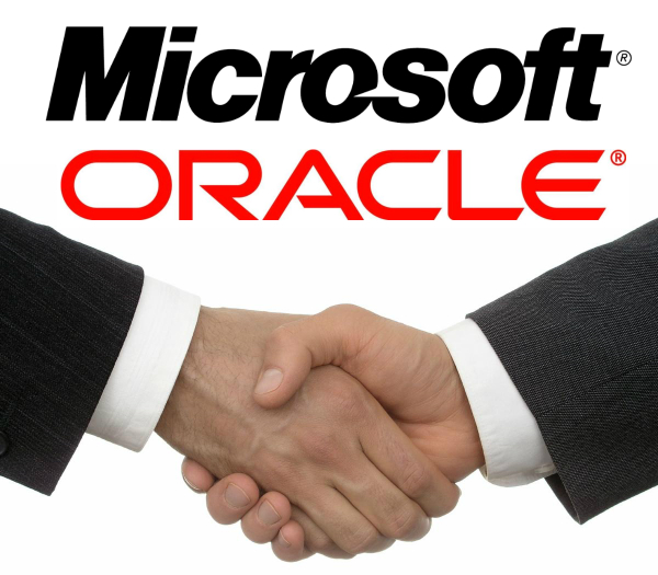 Microsoft and Oracle Collaborate