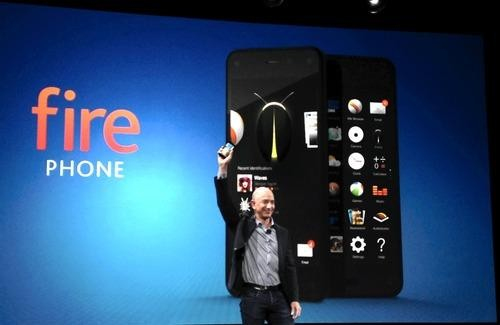 Amazon Launches Fire Phone