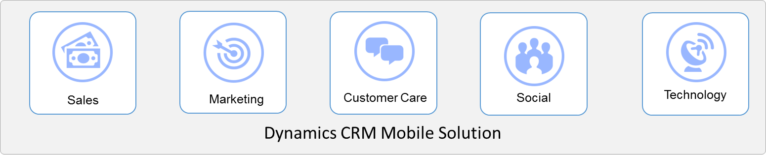 Dynamics CRM Mobile Solution