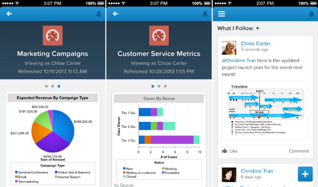 Salesforce1-Mobile