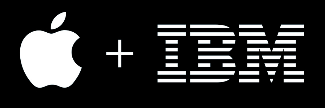 Apple-IBM Teams Up