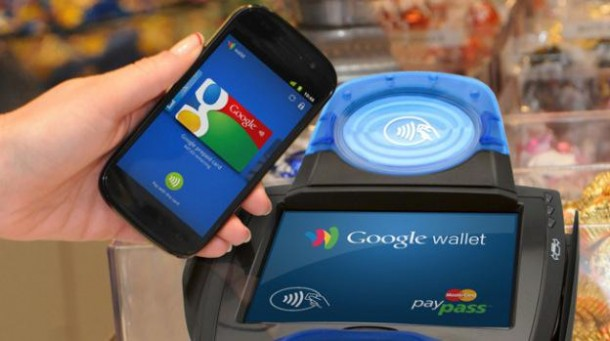 Google Wallet for retail purchase
