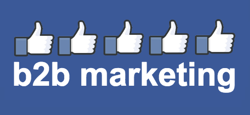 IBM & Facebook B2B Marketing