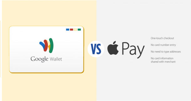 How Secure is Google Wallet with respect to Apple Pay