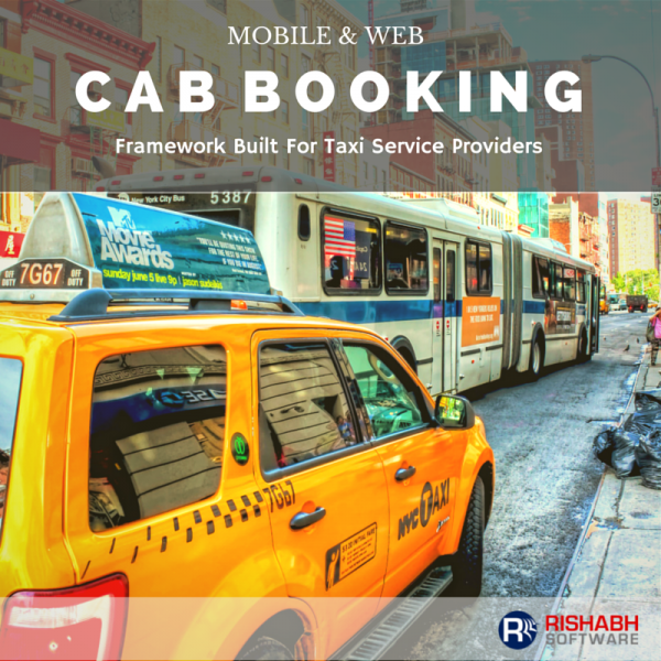 Cab Booking and Dispatch System Framework