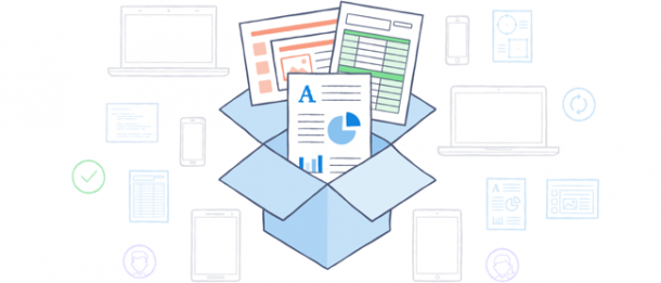 Dropbox New Features