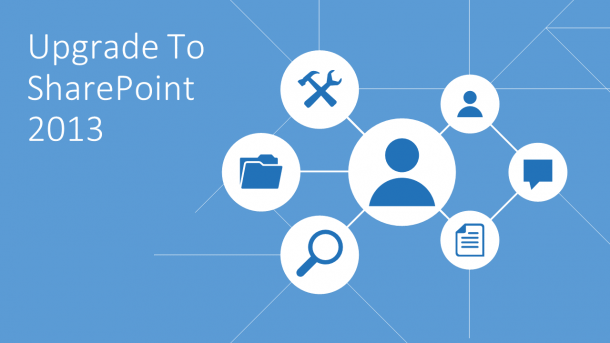 Upgrade SharePoint 2013