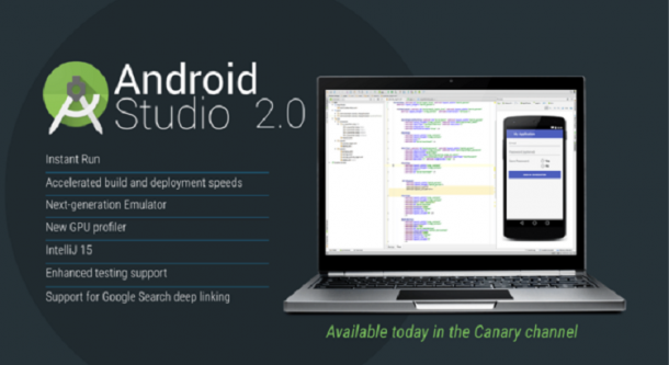 Android's latest IDE – Android Studio 2.0 Beta