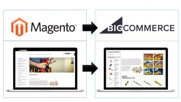 Move to Bigcommerce