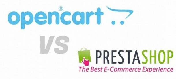 OpenCart Prestashop Comparison