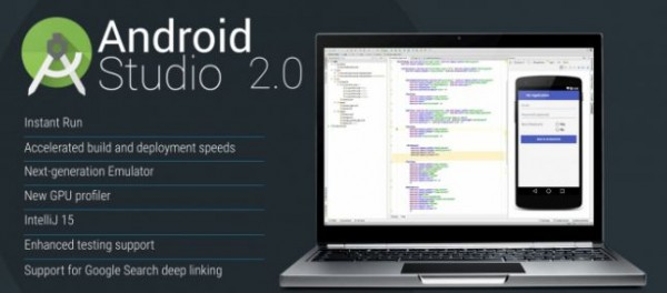 Android Studio 2.0 for App Development