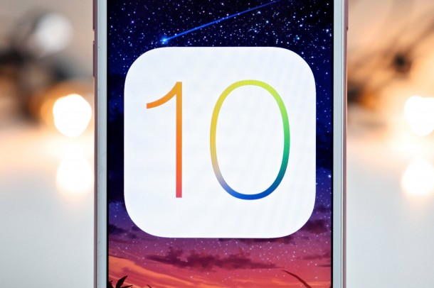 Apple Announces iOS 10 With Extensive New Features