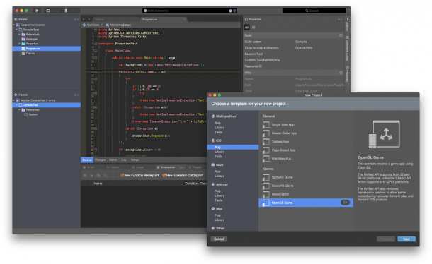 Xamarin Studio 6.0 Now For Developers