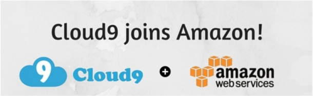 Amazon Acquires Cloud9 For Cloud Development Tooling