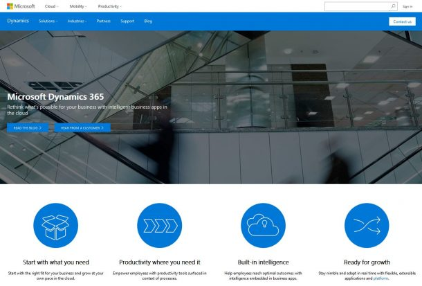 Microsoft Unveils AI Features For Dynamics 365 & Office 365