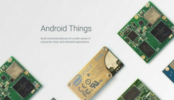 Google Unveils Its IoT OS Developer Preview