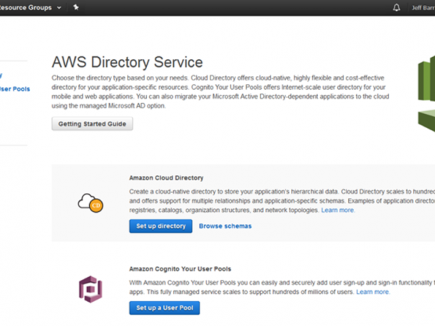 AWS Unveils Cloud Directory For Data Centers