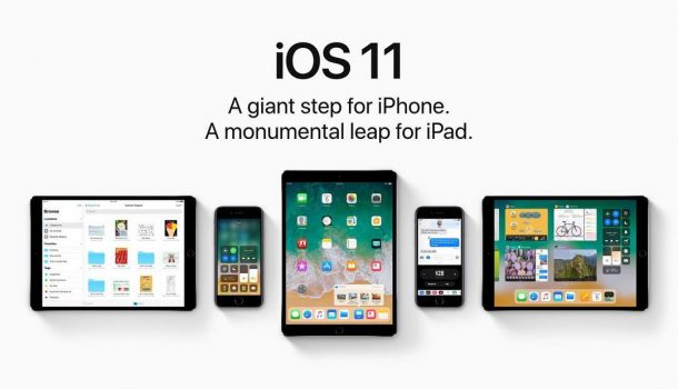 iOS 11 Release At WWDC 2017