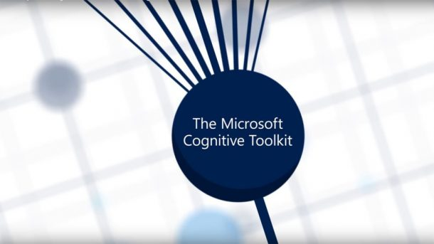 Microsoft AI Framework Got Updated With New Version Of Cognitive Toolkit 2.0