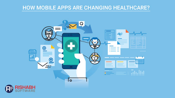 How Mobile Apps are changing Healthcare