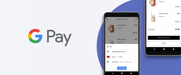Shopify Enables Checkout With Google Pay