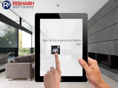 Augmented Reality Visualization App