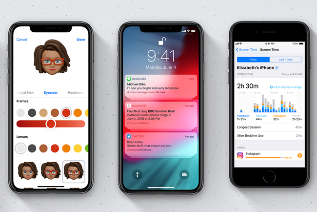 iOS 12 by Apple