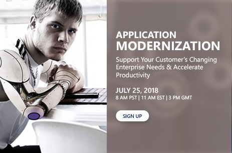 Helping Your Customers with App Modernization Webinar by Rishabh Software