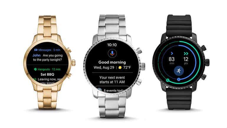 Google Redesigns Wear OS