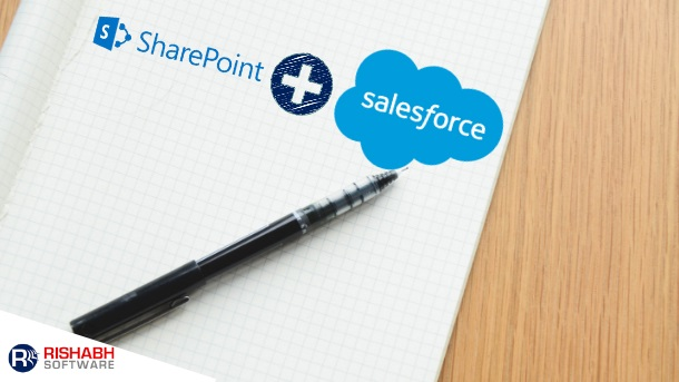 Benefits of Sharepoint and Salesforce integration for businesses