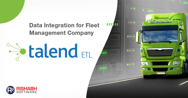 ETL Talend Data Integration for Fleet Management Enterprise