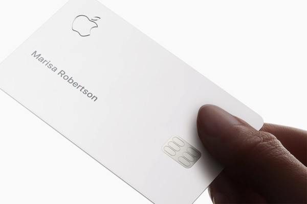 Apple announces Apple card