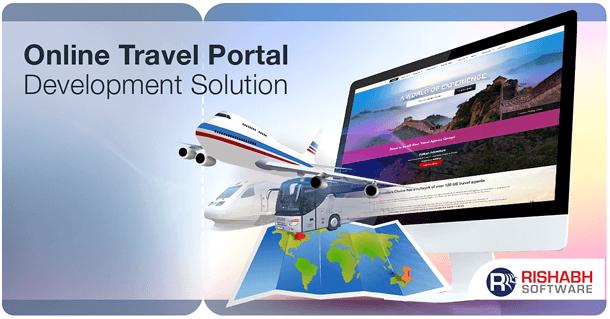 Online Travel Portal Development Solution