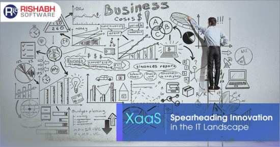 XaaS – Spearheading Innovation in the IT Landscape