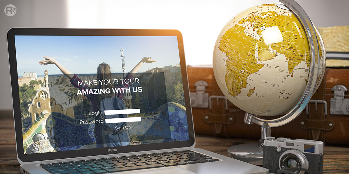 Online travel portal development solution