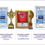 Awards Won At WHRDC 2020