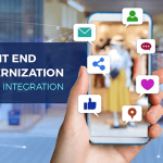 Web Application UI Modernization With Social Integration
