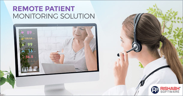 Remote Patient Monitoring Solution Development