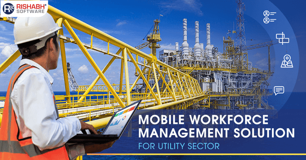 Utilities Mobile Workforce Management Solution