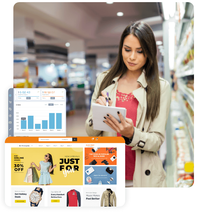 Develop Multi-Vendor Marketplace Solution For B2B and B2C Businesses