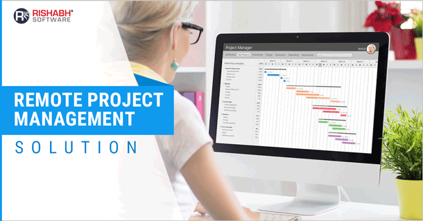Remote Project Management Solution