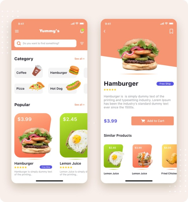 Food Ordering and Restaurant Table Booking App