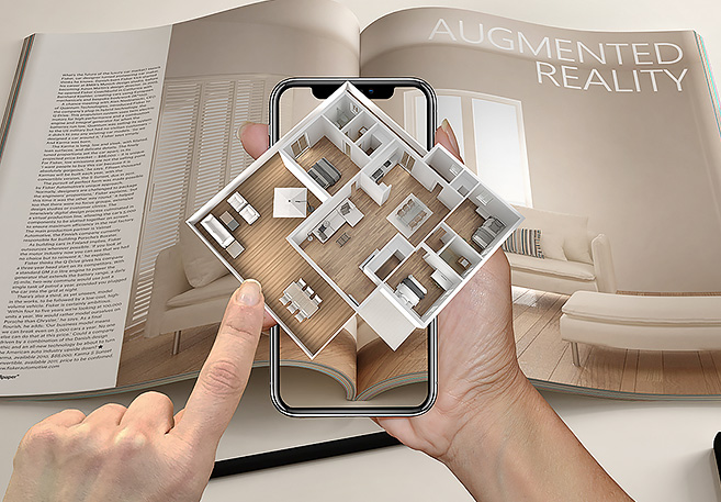 AR-based Product Visualization App Development