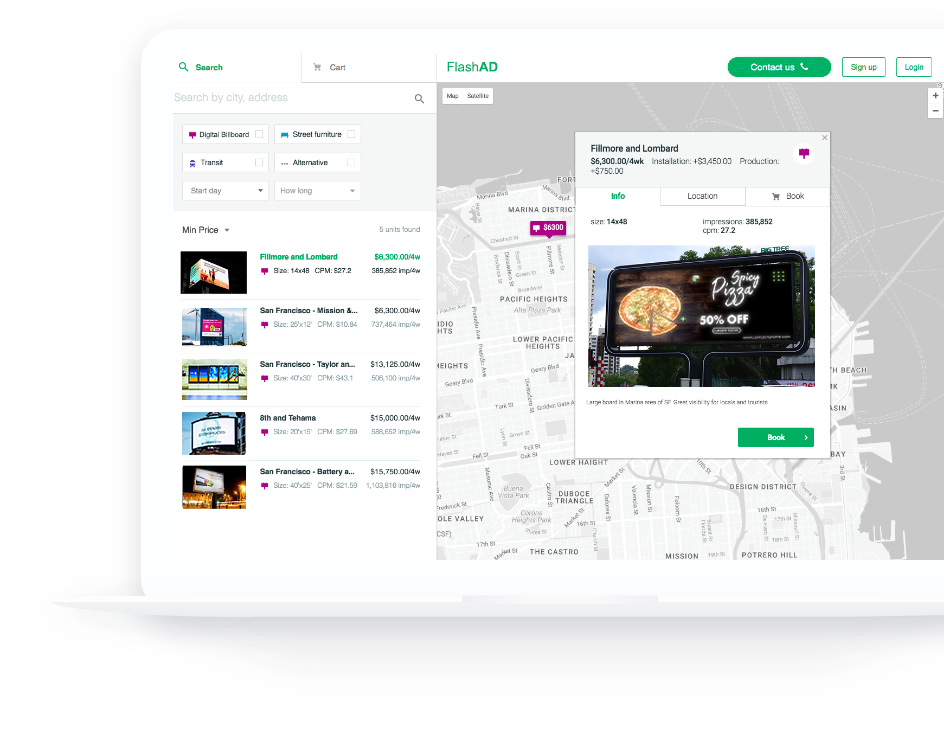 Advertising order and Inventory Management Software Solution
