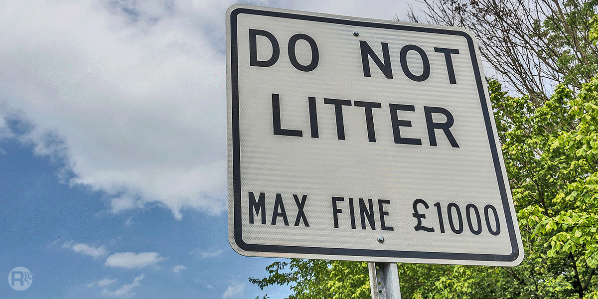 Litter Fine Ticketing System