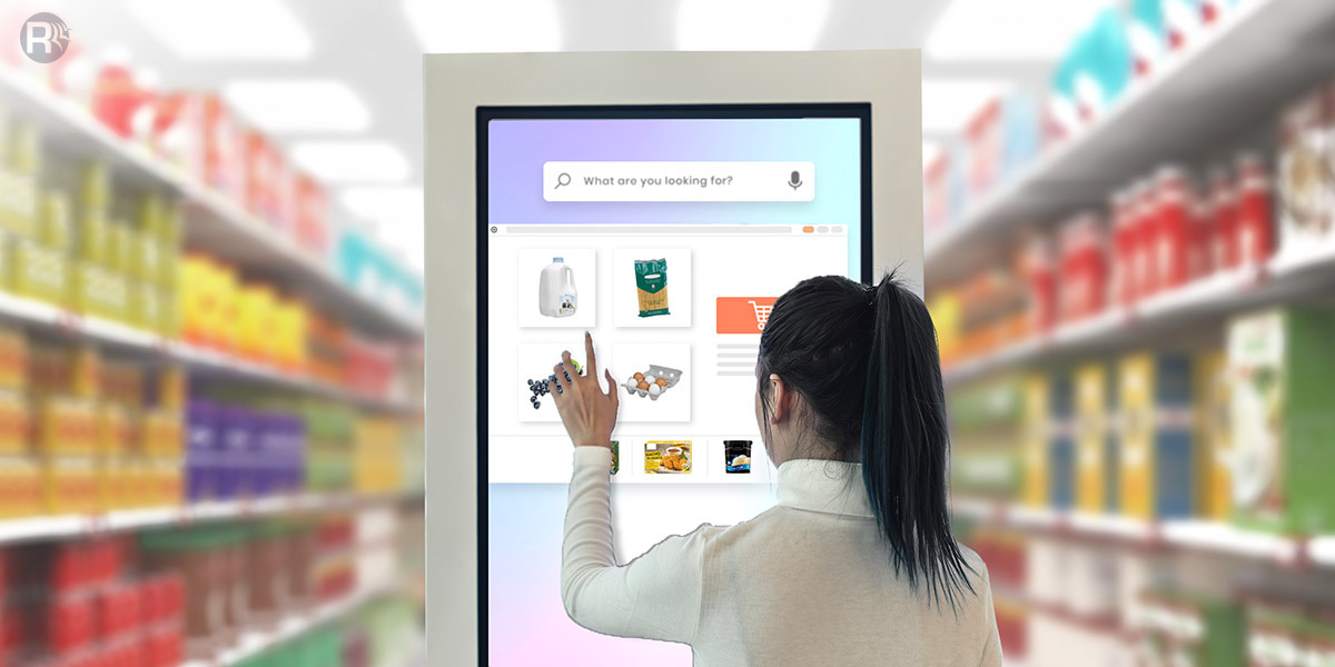 How To Provide Touchless Shopping Experience In Retail