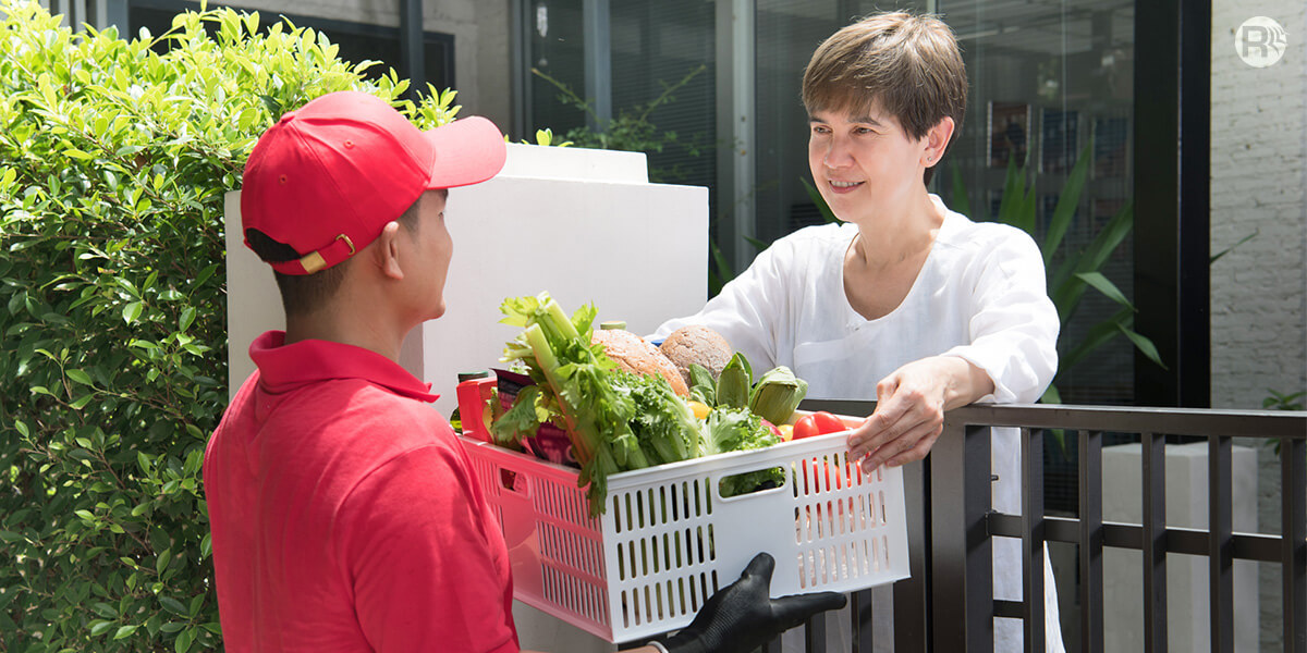 Grocery Delivery Application Development